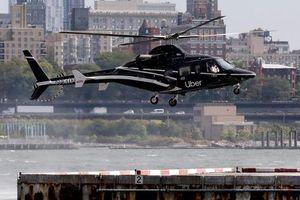 'Taxi bay' bắt đầu đón khách tại New York