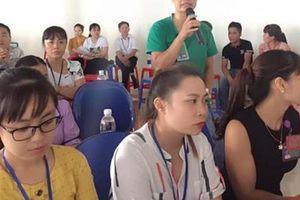 Vĩnh Phúc: Phổ biến chính sách BHXH cho công nhân