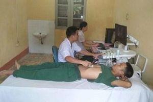 Chủ động phòng, chống dịch bệnh, bảo vệ sức khỏe bộ đội