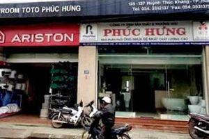 Sai phạm trong bán nhà công sản, nguyên Phó Chủ tịch UBND tỉnh TT-Huế bị kỷ luật