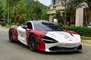 Trưởng đoàn Carpassion bán siêu xe McLaren 720S hơn 20 tỷ