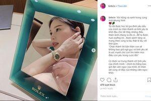 Trở thành bạn gái thiếu gia Phillip Nguyễn, Linh Rin được tặng món quà sương sương có giá... hơn 350 triệu
