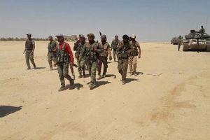 Quân đội Syria chặn đứng cuộc tấn công của IS, tiêu diệt hàng chục phần tử khủng bố