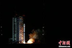 Trung Quốc phóng thành công vệ tinh có độ phân giải cao