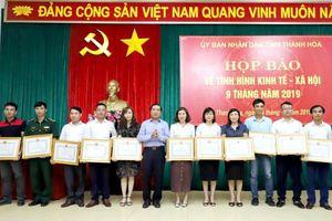 Phóng viên Báo Biên phòng được UBND tỉnh Thanh Hóa tặng Bằng khen