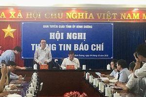 Bình Dương thông tin chính thức về 43 ha khu đất dự án Khu đô thị - Thương mại - Dịch vụ Tân Phú