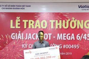 Xổ số Vietlott: Trao giải thưởng cho khách hàng thứ 2 của giải Jackpot gần 100 tỷ