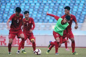 Trung vệ Nguyễn Văn Hạnh: Từ người thừa SLNA đến chiếc áo U22 Việt Nam