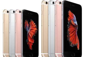 Apple sửa chữa iPhone 6s và 6s Plus gặp sự cố nút nguồn