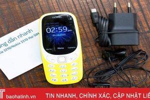 Loạt điện thoại 'cục gạch' đáng chú ý tại Việt Nam