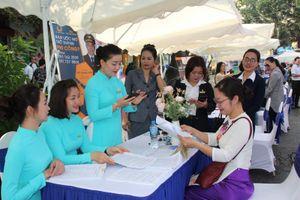 Hoàn Kiếm: 30 doanh nghiệp tham gia ngày hội tư vấn và giao dịch việc làm