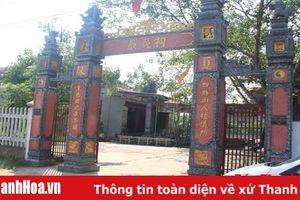 Gìn giữ 12 đạo sắc phong cổ ở làng Quần Thanh