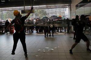 Hong Kong (Trung Quốc) lên án hành động phá hoại của người biểu tình