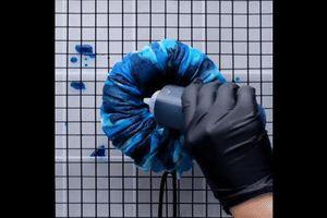 Đây là cách giúp bạn tự nhuộm áo màu ombre bắt mắt tại nhà