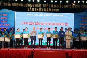 Huyện Sóc Sơn tuyên gương 52 gương mặt trẻ tiêu biểu năm 2019