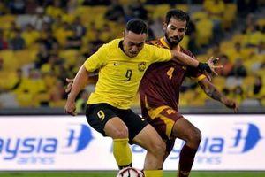 ĐT Malaysia thắng đậm trước trận đấu với ĐT Việt Nam
