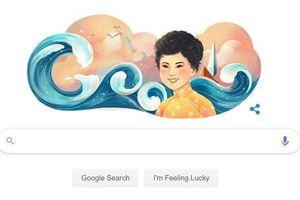 Google Doodle vinh danh nhà thơ Xuân Quỳnh