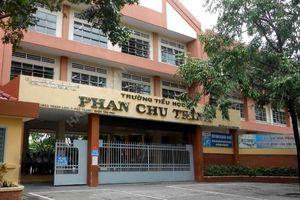 TP.HCM: Tạm đình chỉ cô giáo véo tai, đánh học sinh trong giờ học