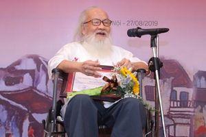 PGS.TS Nhà giáo ưu tú Nguyễn Thừa Hỷ: Thấm đẫm tình yêu Hà Nội