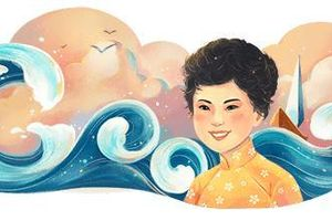 Google 'vinh danh' nhà thơ Xuân Quỳnh