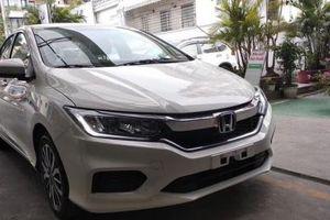 'Soi' Honda City giá rẻ về đại lý với giá chỉ 529 triệu VNĐ