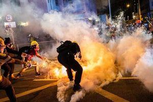 Cao ủy LHQ muốn điều tra hành vi bạo lực trong biểu tình Hồng Kông