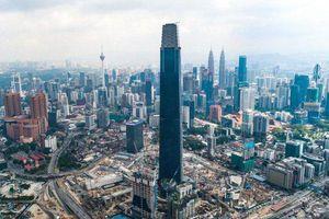 Soán ngôi Landmark 81, tòa tháp Exchange cao nhất Đông Nam Á, top 10 thế giới