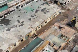 1 tháng sau vụ cháy nhà máy Rạng Đông: Binh chủng Hóa học hoàn tất việc tẩy độc
