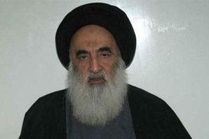 Iraq phá âm mưu ám sát Đại giáo chủ al-Sistani