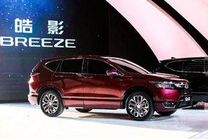 SUV lai giữa Honda CR-V với Accord, động cơ tăng áp, giá gần 600 triệu