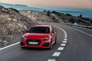 Audi RS 4 Avant 2020 mang diện mạo mới, sang chảnh hơn