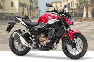 Bảng giá môtô Honda tháng 10/2019: Rẻ nhất 125 triệu đồng