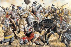 Trận chiến trên lưng ngựa kinh điển bậc nhất trong lịch sử