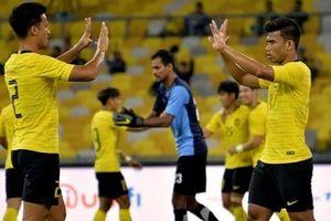 Thắng 6-0, Malaysia gửi 'chiến thư' cho đội tuyển Việt Nam