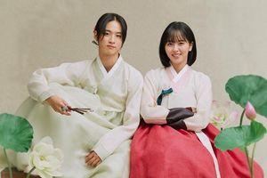 Nam chính giả gái xinh hơn cả Kim So Hyun trong phim cổ trang Hàn-Tiểu sử chàng Nokdu