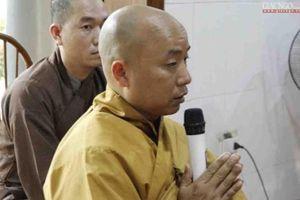 Trụ trì chùa Nga Hoàng xin xả giới hoàn tục sau vụ bị tố gạ tình phóng viên rồi nói 'thầy xin tí khí'