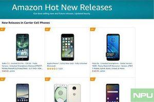 Nokia 7.2 lọt top bán chạy trong danh sách các sản phẩm mới trên Amazon