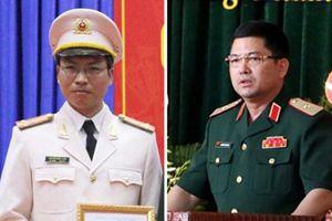 Nhân sự tuần qua: Bắc Giang có Giám đốc Công an trẻ nhất nước, Quân khu 1 có Tư lệnh mới