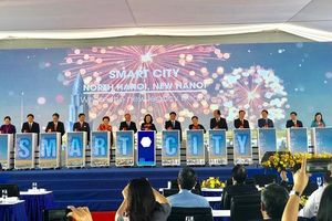 Hà Nội chính thức động thổ Dự án Thành phố thông minh trị giá hơn 4 tỷ USD