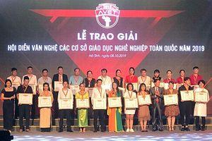 Đồng Nai đoạt huy chương vàng tại Hội diễn Văn nghệ các cơ sở giáo dục nghề nghiệp toàn quốc
