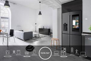 Giải pháp ngôi nhà thông minh tại Việt Nam của Samsung