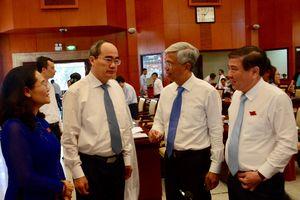 TP. Hồ Chí Minh họp bất thường về chính sách bồi thường cho người dân Thủ Thiêm �
