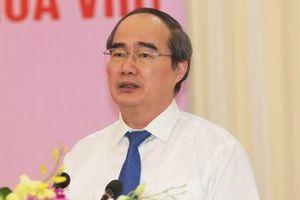 Ông Nguyễn Thiện Nhân: 'Chia sẻ những khó khăn, vất vả của người dân Thủ Thiêm'