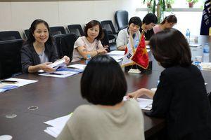 KOICA hỗ trợ đào tạo nâng cao bình đẳng giới cho cán bộ Hội Liên hiệp Phụ nữ Việt Nam