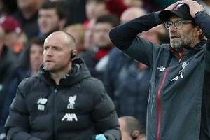 Liverpool thoát hiểm, nhưng Jurgen Klopp vẫn 'nổi giận đùng đùng'