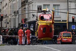 Tấn công trụ sở cảnh sát Paris: Chuyển hướng điều tra động cơ khủng bố