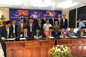 Các tỉnh Bắc Lào hợp tác đầu tư, giao thương với tỉnh Điện Biên