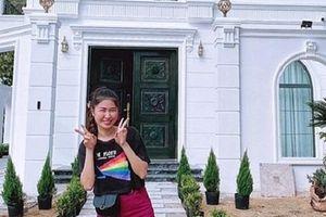 Vợ chồng ca sĩ Đăng Khôi xây biệt thự mới 'siêu to, khổng lồ'