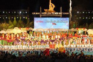 Nhiều hoạt động tại Tuần lễ Văn hóa - Du lịch Đất Mũi năm 2019