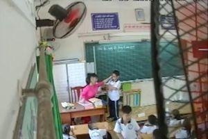 Cô giáo phải nhận lỗi sau khi phụ huynh công khai clip bạo hành trẻ trong lớp học